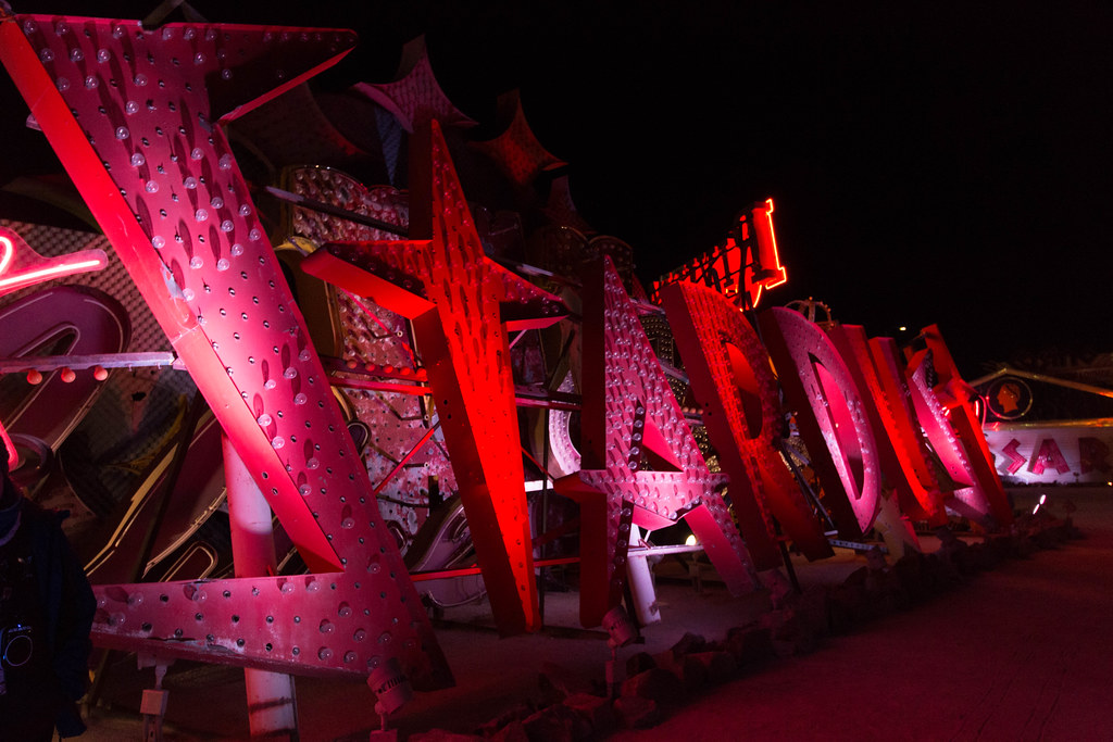 12.31. Neon Museum