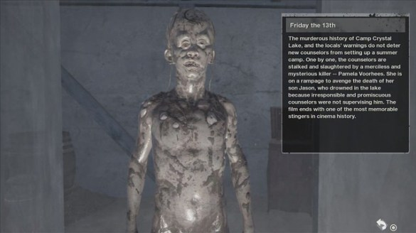 Friday The 13th The Game - Virtual Cabin 2 - Kid Jason