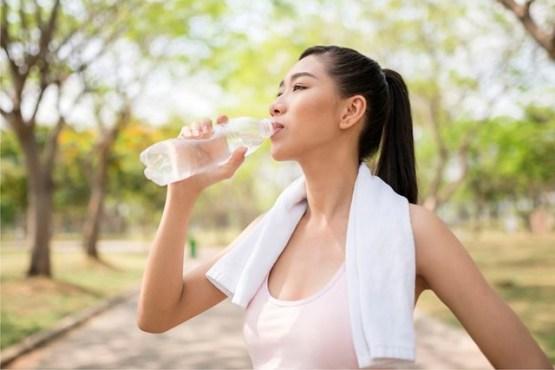 Bahaya Minum Air Dingin Setelah Olahraga