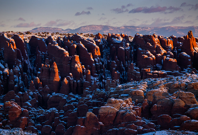 Fiery Furnace Shadows