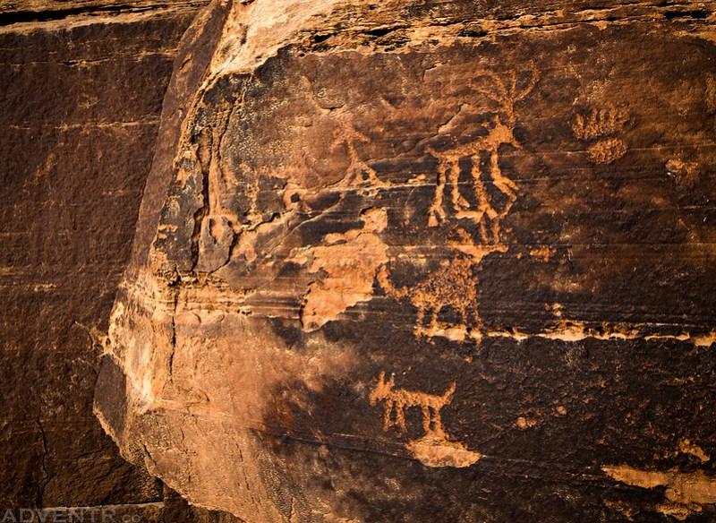 Gunnison River Petroglyphs