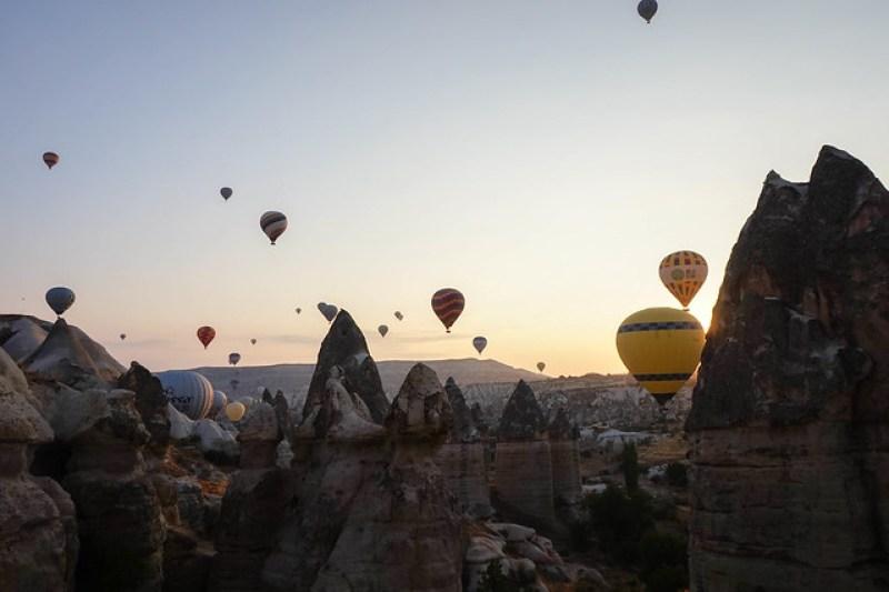 Kuumailmapallolento Royal Balloon