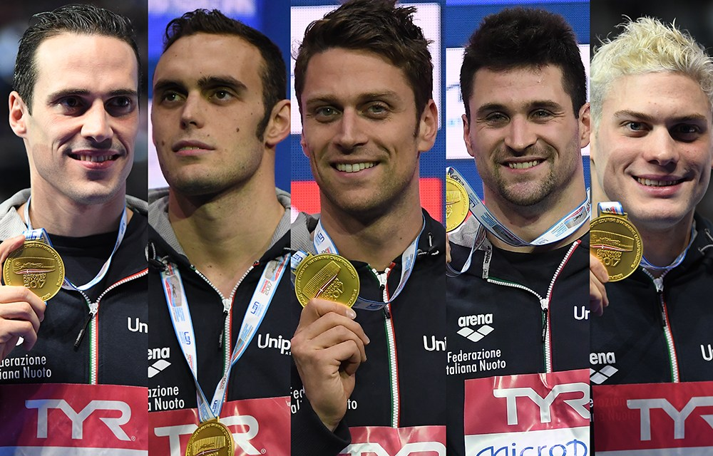 10 momenti Top dei Campionati Europei di Copenaghen