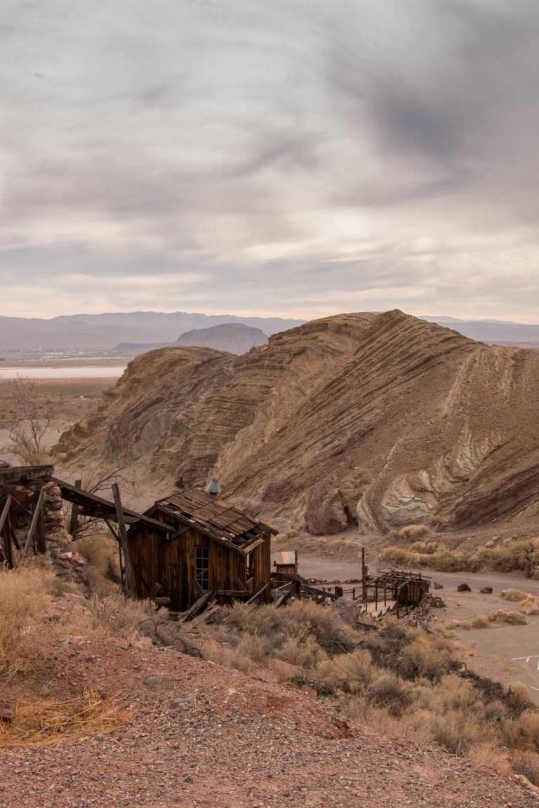 12.23. Calico Ghost Town