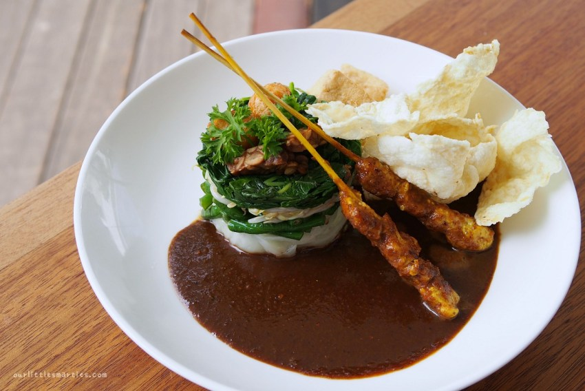 Traditional Gado-Gado