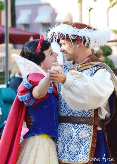 Snow White & Prince