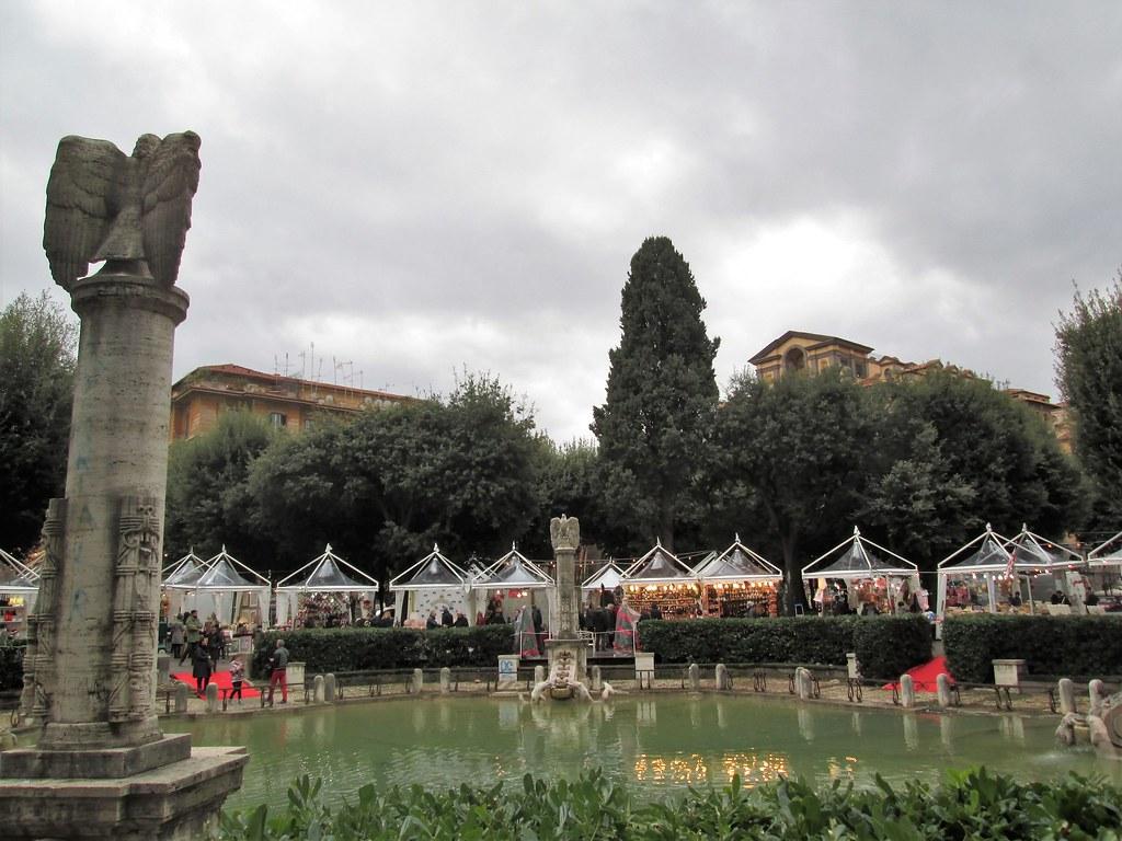 Lepanto Christmas Market Rome