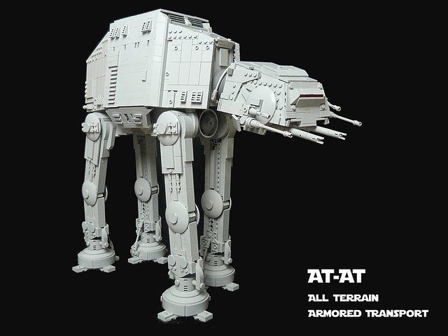 LEGO All Terrain Armored Transport (AT-AT)