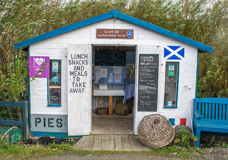 Eat your way around Lewis & Harris
