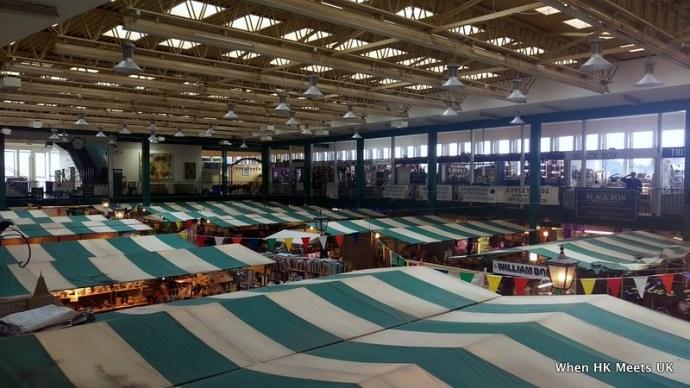 Shrewsbury Market Hall