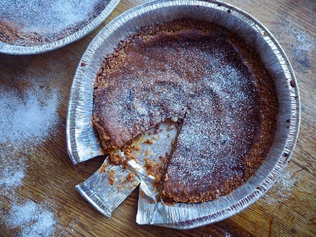Crack Pie - Butter Tart