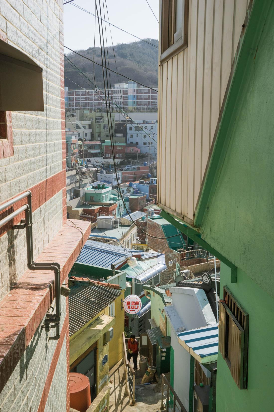 Gamcheon Cultural Village Busan