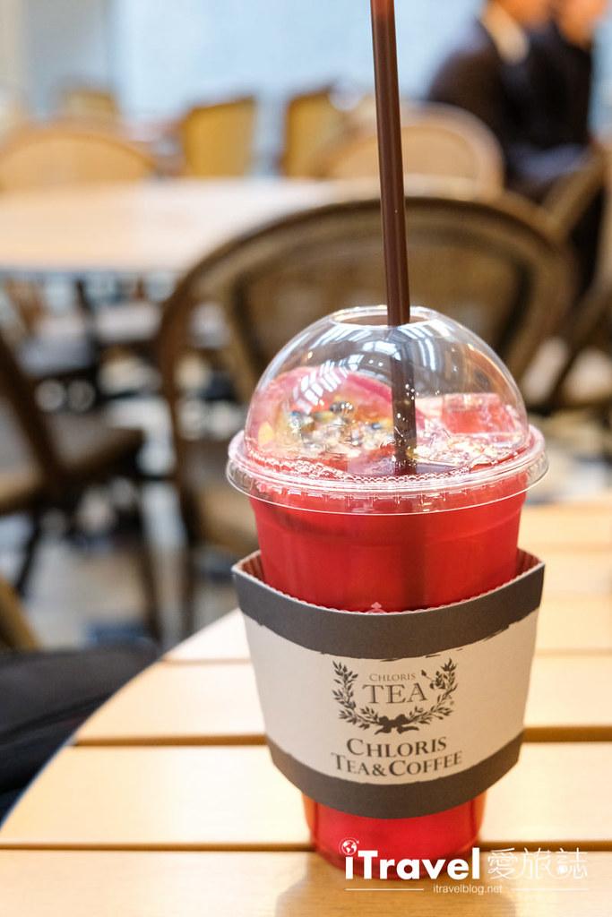 首尔美食餐厅 Chloris Tea & Coffee (18)