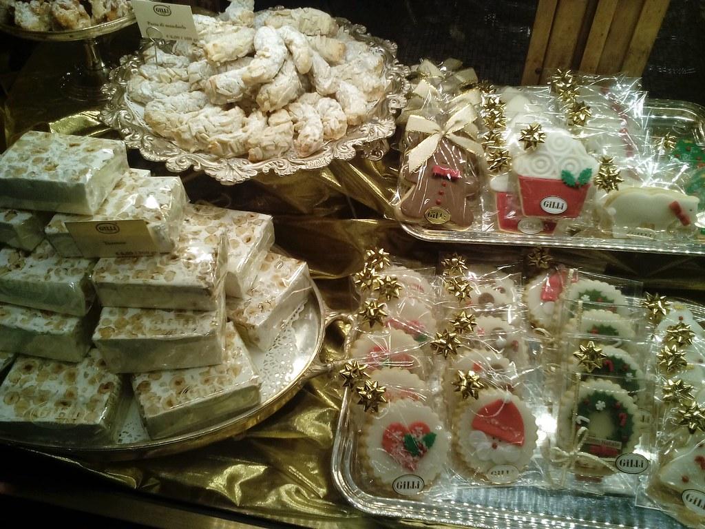 Italian Christmas Deserts