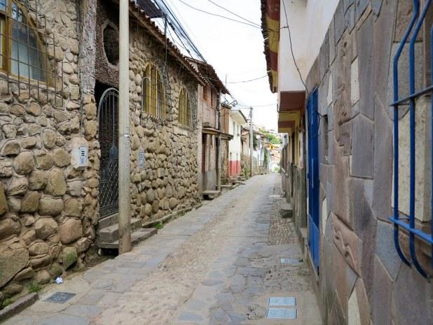 Caminando por Cusco
