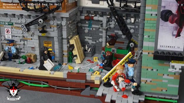 A Cold Day In Hell 11 by Barthezz Brick