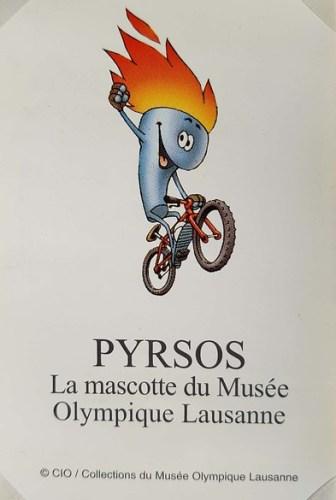 2000 - Lausanne, 6ème foire olympique