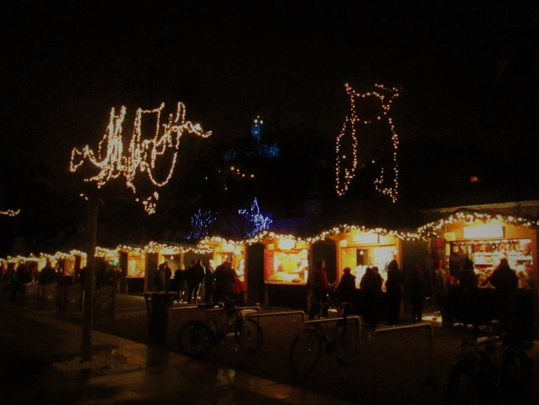 Ljubljana Christmas Market