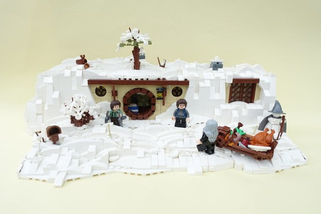 Gondor´s A Christmas Carol - Merry Christmas - Part 6 (MOC Series