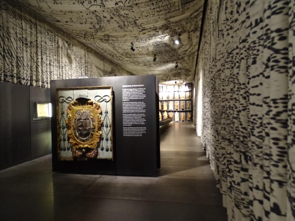 Sala de la Modernidad Exposicion Occidens Catedral de Santa Maria La Real Pamplona 02