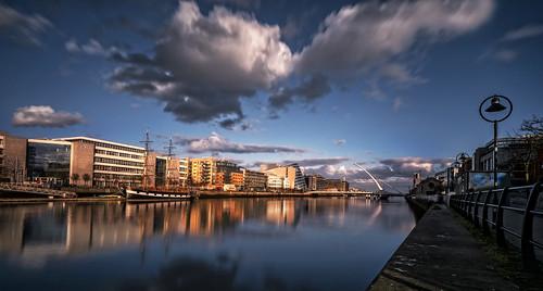 The Liffy, Dublin