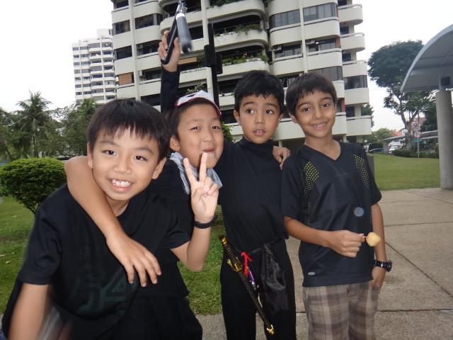 Ninja Boys