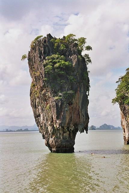 Isla de James Bond desde Phuket