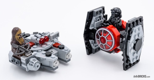 LEGO Star Wars Microfighters 75193 et 75194 07