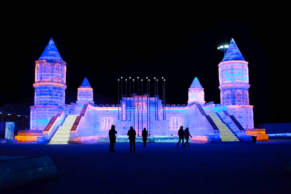 Harbin Ice Festival -32
