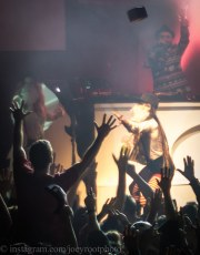 The Funk Hunters + Exmag + Moontricks @ Commodore Ballroom - December 22nd 2015
