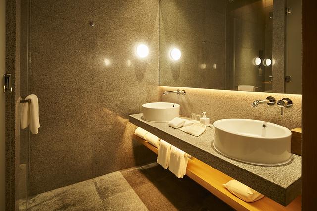 MUJI HOTEL SHENZHEN bathroom 无印良品酒店·深圳_客房浴室