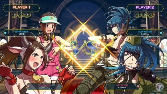 SNK Heroines - Mirror Match