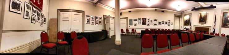 Stimson Room panorama