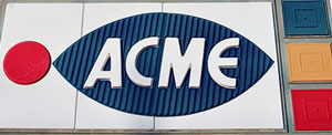 old Acme logo image from commons