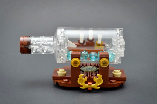 Ship in a Bottle Micro (s)