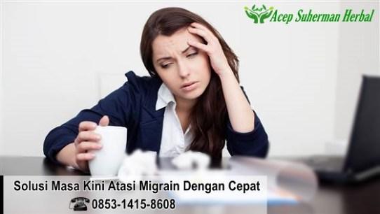 Cara Ampuh Atasi Migrain Dengan Alami Tanpa Efek Samping