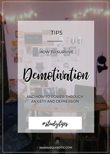 Debunk demotivation
