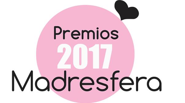 mi nominación a los Premios Madresfera 2017