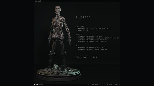 Hafer Studios - River God Bühne 1