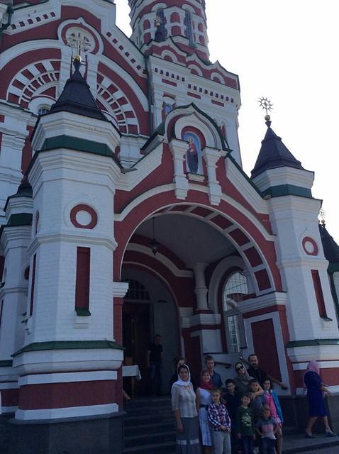 Монастырь Феофания 2016.09.11