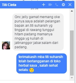 repeat order qnc jelly gamat