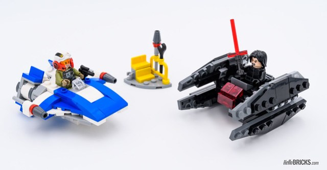 LEGO Star Wars Microfighters 75196 10