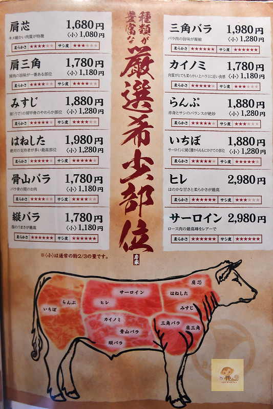 東京上野房家燒肉-46