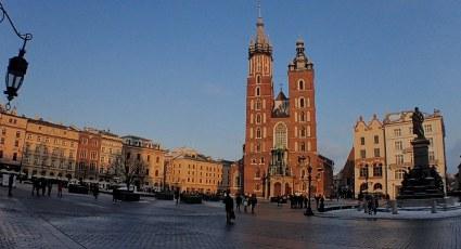St. Mary's Basilica - Krakow