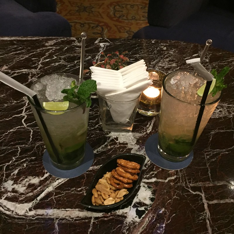 Sheraton cocktails
