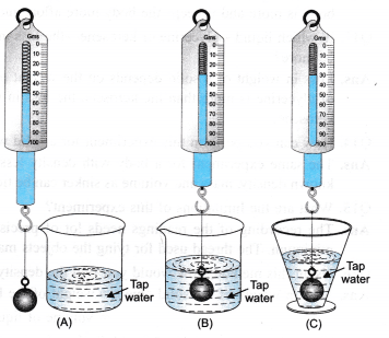 NCERT Class 9 Science Lab Manual - Archimedes' Principle-5