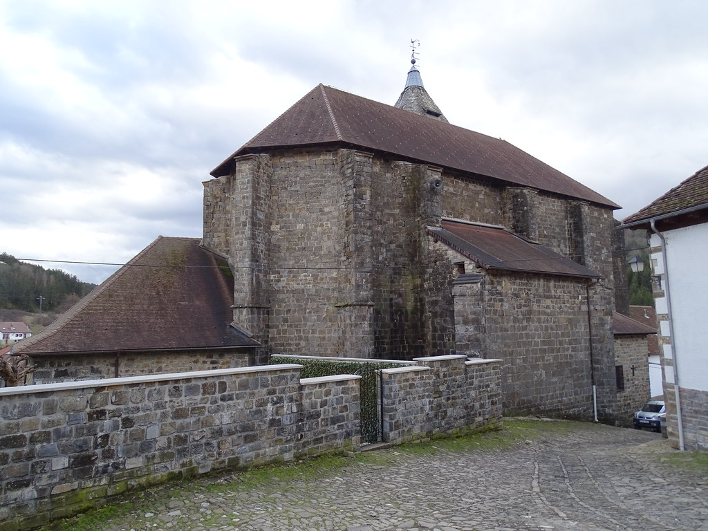 Ochagavia Iglesia San Juan Evangelista Navarra 03
