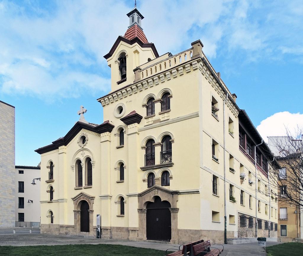 Basilica de San Fermin de Aldapa Pamplona 02