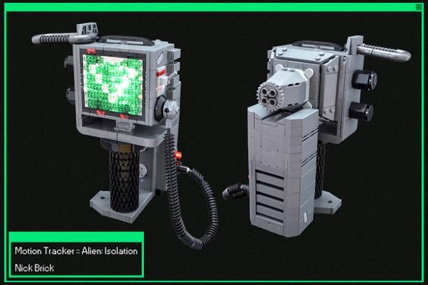 Motion Tracker - Alien: Isolation