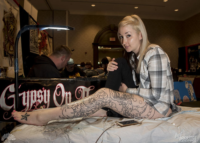 DC Tattoo 2018 Jan